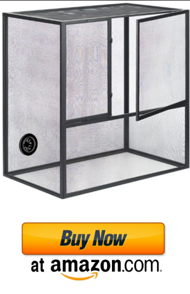 One of the greatest large iguana cages for sale on the market.