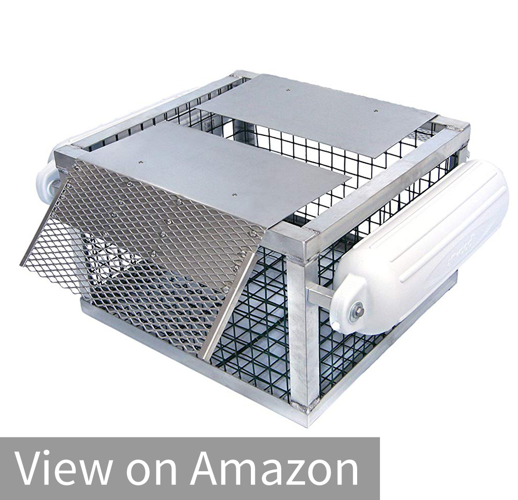 Pond King Floating Turtle Trap at best price on the market.